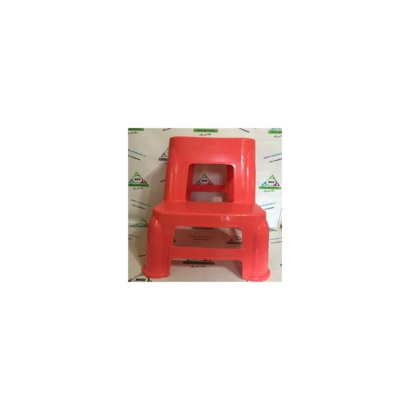 چهارپایه پلاستیکی پله دار کودک