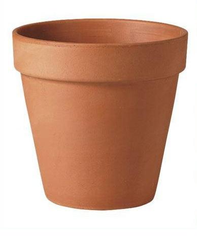 گلدان پلاستیکی حصیری