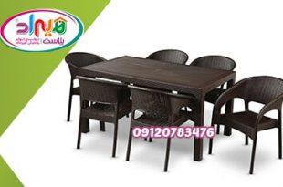 میز و صندلی 6 نفره